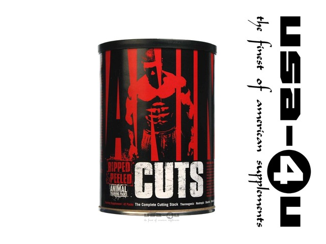 Animal Cuts Universal Nutrition 42 Paks